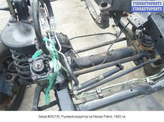 Рулевой редуктор на Nissan Patrol GR I (Y60)