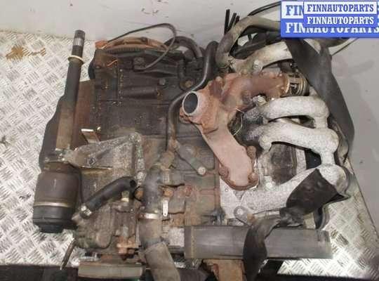 Двигатель (ДВС) D9B (XUD9A)