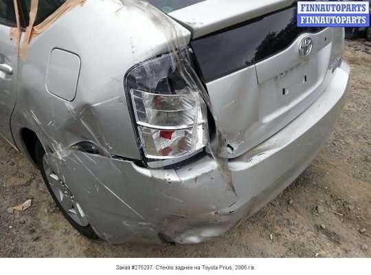 Стекло заднее на Toyota Prius II