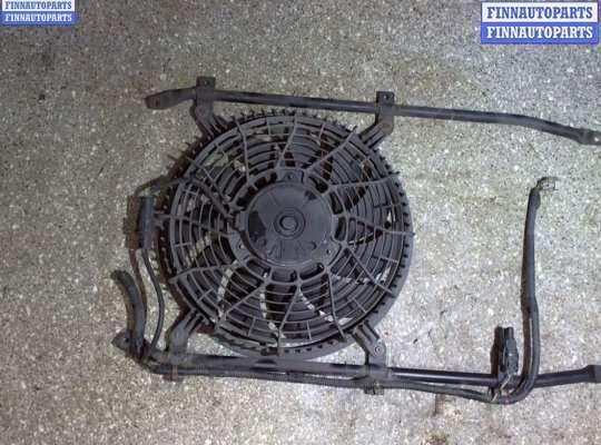 Вентилятор радиатора на Land Rover Discovery II