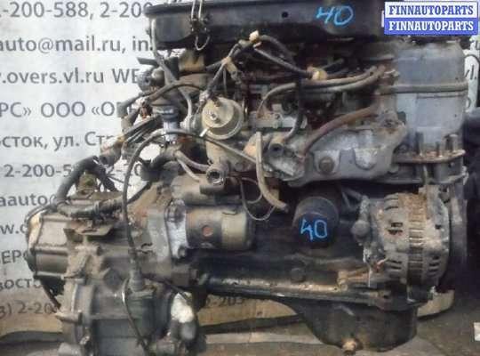 ДВС (Двигатель) на Mazda Familia