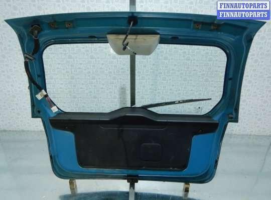 Крышка багажника на Hyundai Getz