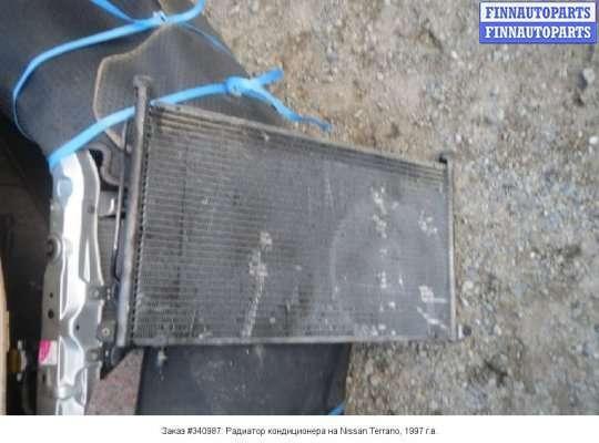 Радиатор кондиционера на Nissan Terrano II R20