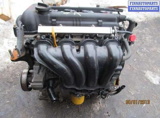 ДВС (Двигатель) на Hyundai Elantra IV (HD)
