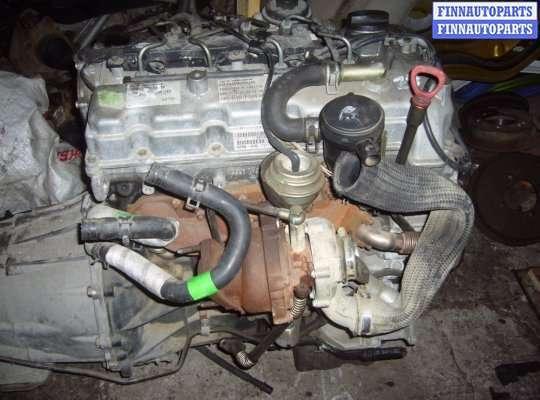 ДВС (Двигатель) на SsangYong Kyron
