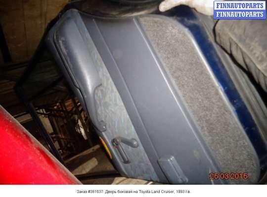 Дверь боковая на Toyota Land Cruiser 80