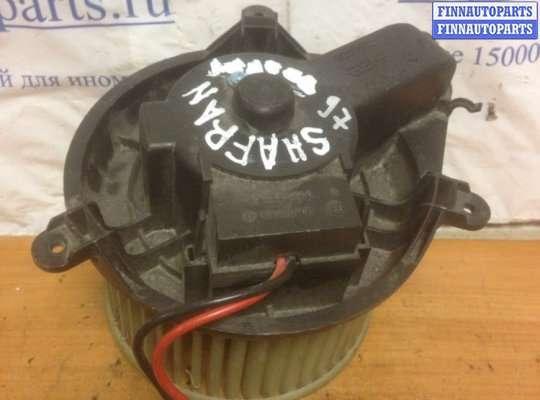 Мотор отопителя (печки) на Renault Safrane I B54
