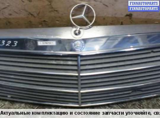 Решетка радиатора на Mercedes-Benz 190 W201