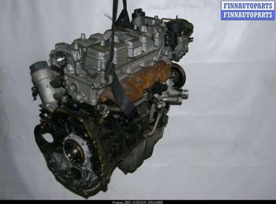 ДВС (Двигатель) на SsangYong Rexton I