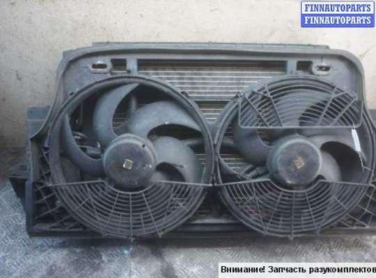 Радиатор кондиционера на Renault Safrane I B54