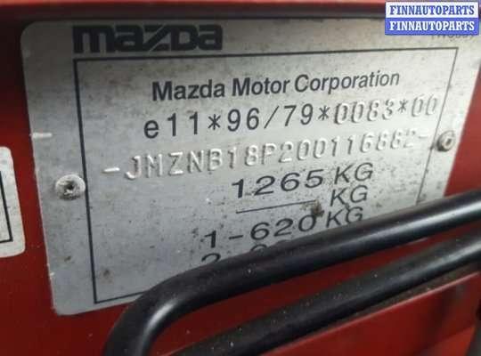 Редуктор моста на Mazda MX-5 II