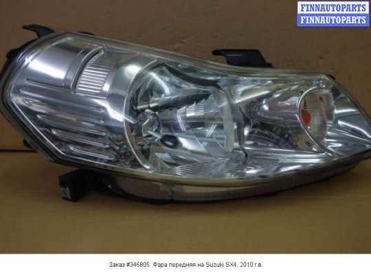 Фара передняя на Suzuki SX4
