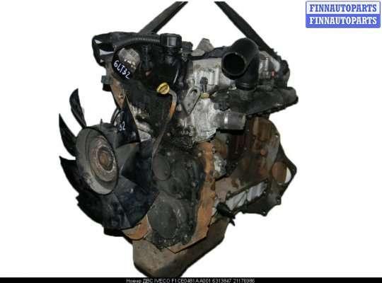 Двигатель (ДВС) F1CE0481A