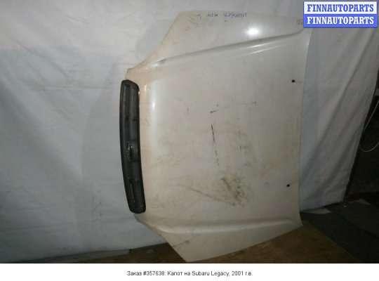 Капот на Subaru Legacy Outback II (BE, BH)