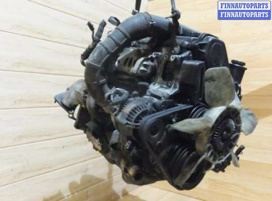 Двигатель (ДВС) 1KZ-TE