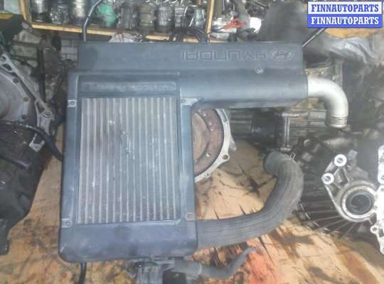 Интеркулер на Hyundai Starex (H-1) I