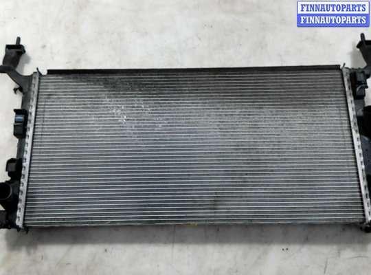 Радиатор (основной) на Renault Laguna III