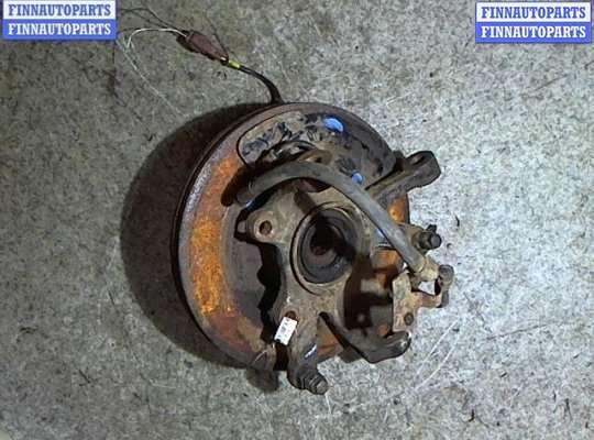 Кулак подвески на Nissan NP300 / PickUp (D22)