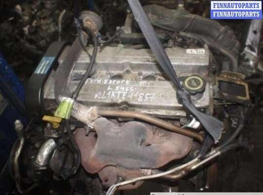 Двигатель (ДВС) L1E