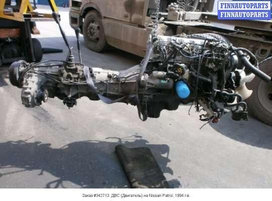 Двигатель (ДВС) RD28T