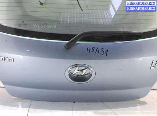 Крышка багажника на Hyundai i20