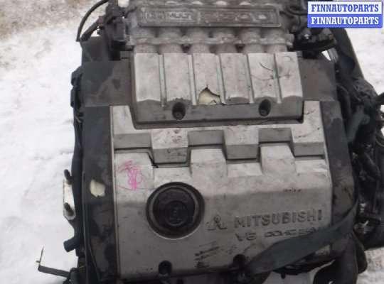 ДВС (Двигатель) на Mitsubishi Diamante II