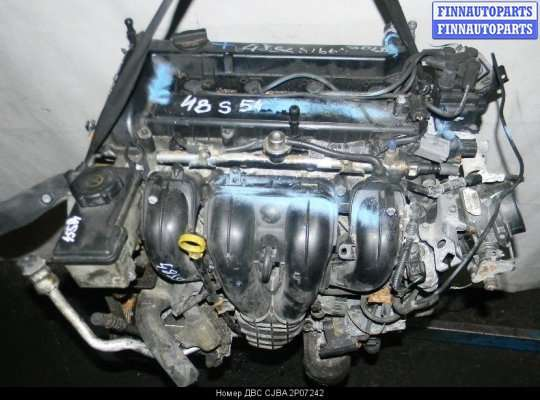 Двигатель (ДВС) CJBA,CJBB