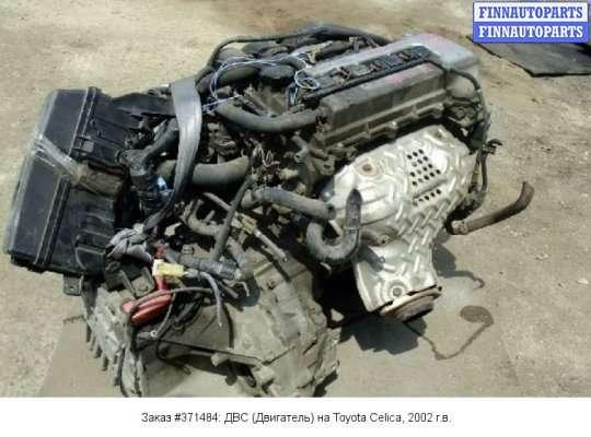 ДВС (Двигатель) на Toyota Celica T23