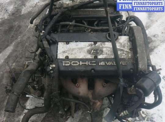ДВС (Двигатель) на Hyundai Santamo