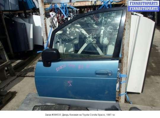 Дверь боковая на Toyota Corolla Spacio AE111N