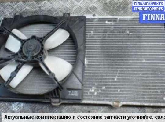 Радиатор (основной) на Mazda Xedos 6 CA
