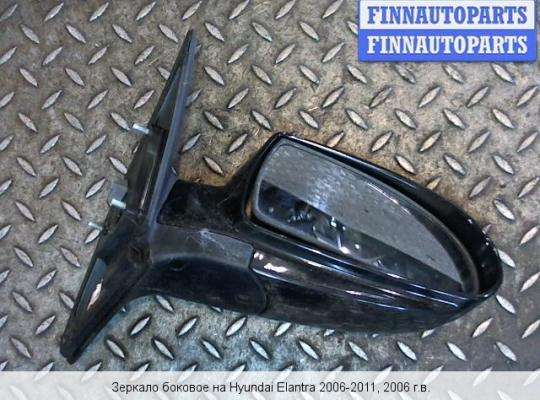 Зеркало боковое на Hyundai Elantra IV (HD)