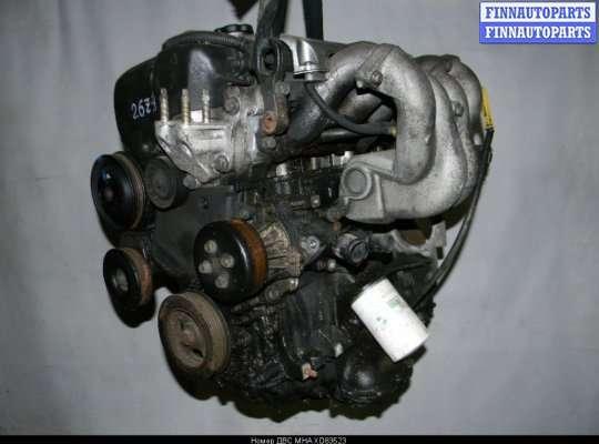 ДВС (Двигатель) на Ford Puma ECT