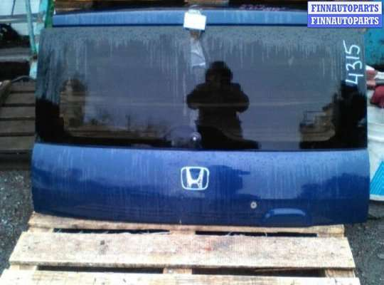 Крышка багажника на Honda Element
