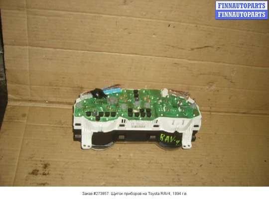 Щиток приборов на Toyota RAV4 I
