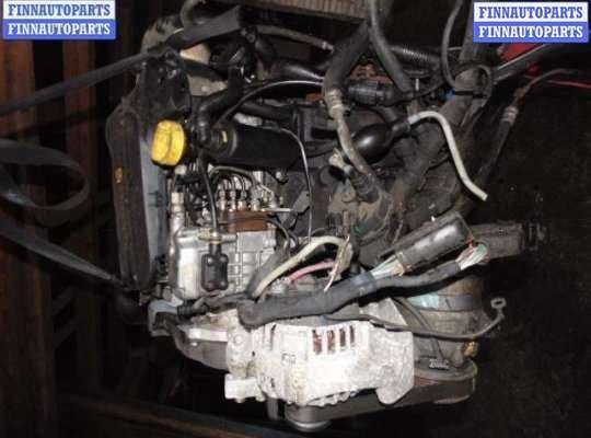 Двигатель (ДВС) F9Q 731
