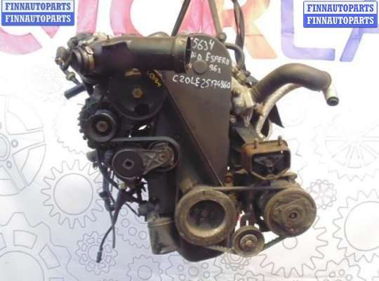 Двигатель (ДВС) C20LE