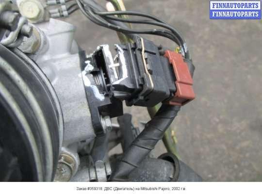 ДВС (Двигатель) на Mitsubishi Pajero Pinin (H60)