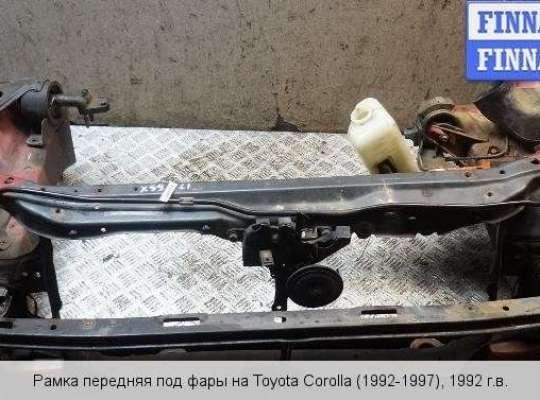 Панель передняя (телевизор) на Toyota Corolla 7 (E10)