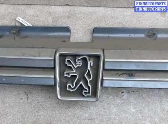 Решетка радиатора на Peugeot 605
