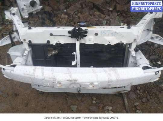 Панель передняя (телевизор) на Toyota Ist (NCP60)