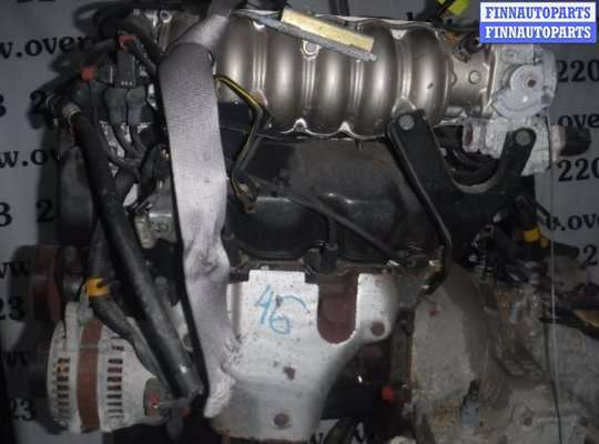 ДВС (Двигатель) на Mitsubishi Sigma F16A
