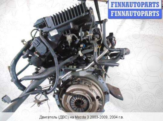 Двигатель (ДВС) Z6