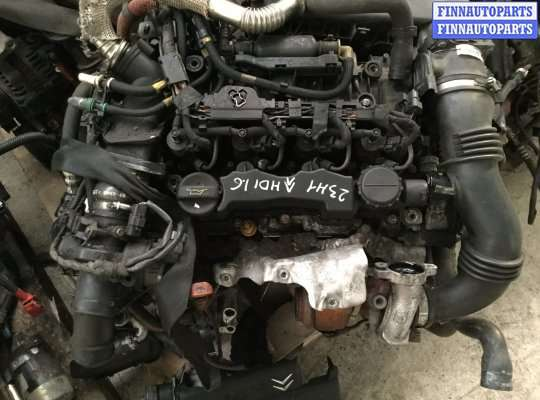 Двигатель (ДВС) 9HX (DV6ATED4)