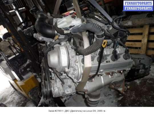 Двигатель (ДВС) 3UZ-FE
