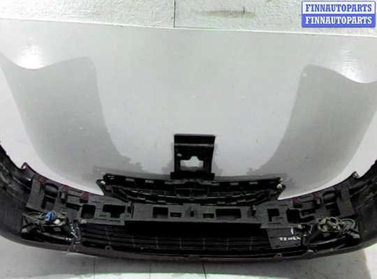 Бампер передний на Peugeot 607