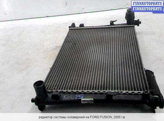 Радиатор (основной) на Ford Fusion