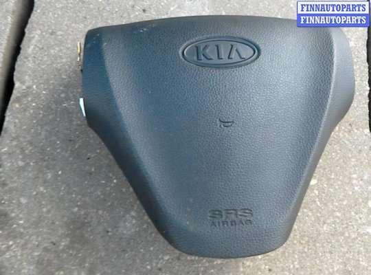 Подушка безопасности водителя (AirBag) на Kia Rio II (JB)