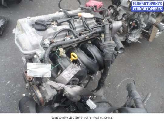 ДВС (Двигатель) на Toyota Ist (NCP60)