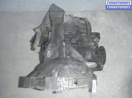 Вариатор (CVT) на Audi A4 (8D, B5)